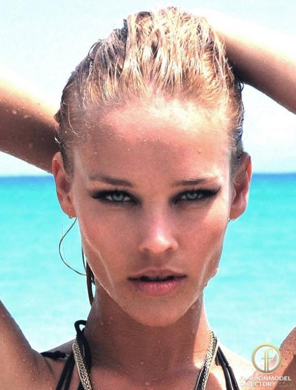 Liza Berggren Model