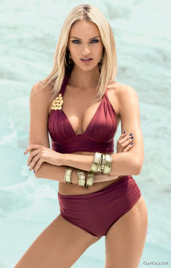 Sexy Candice Swanepoel